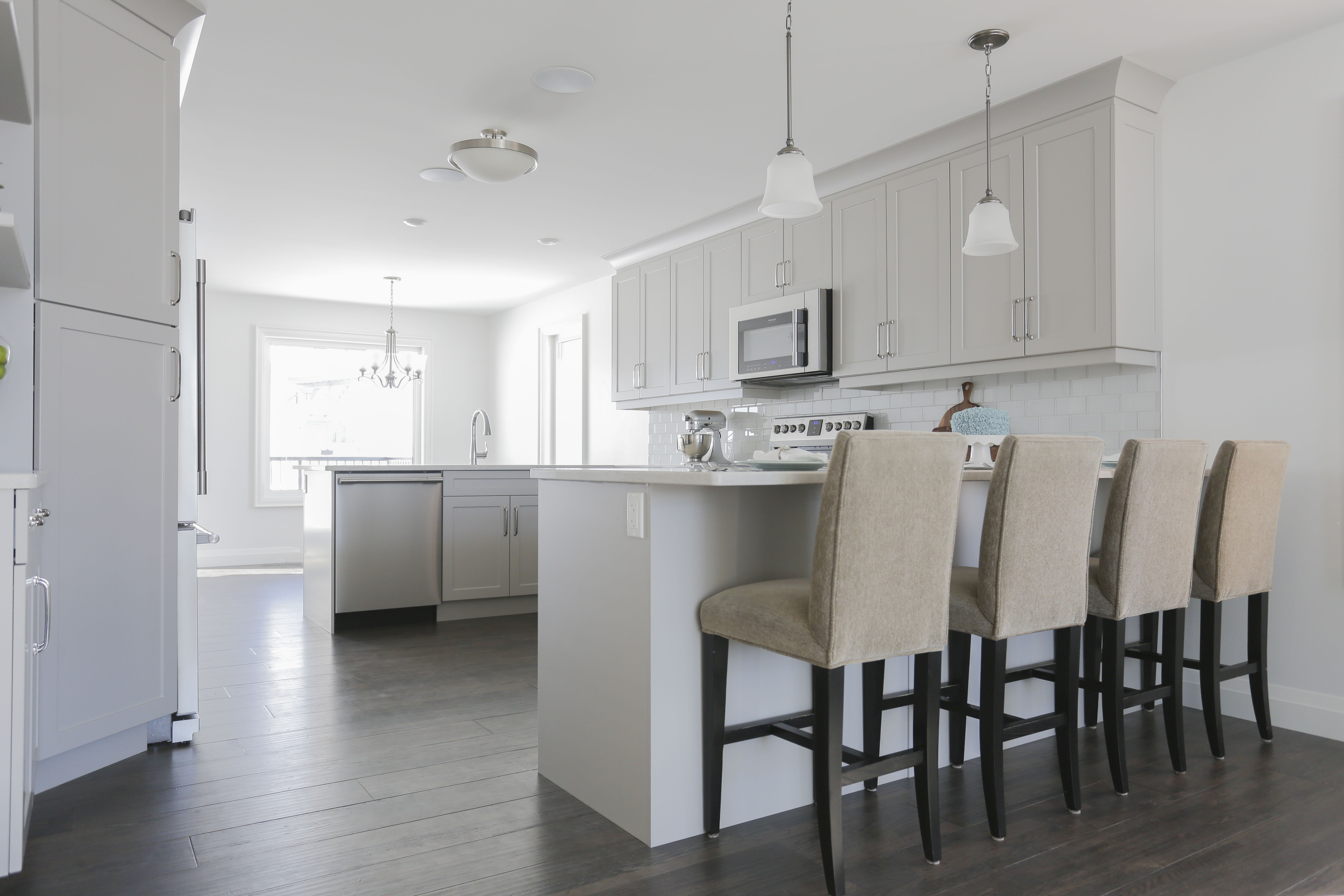 Inspired Cabinetry And Granite Kitchen Renovations